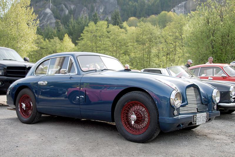 '53 Aston Martin DB2